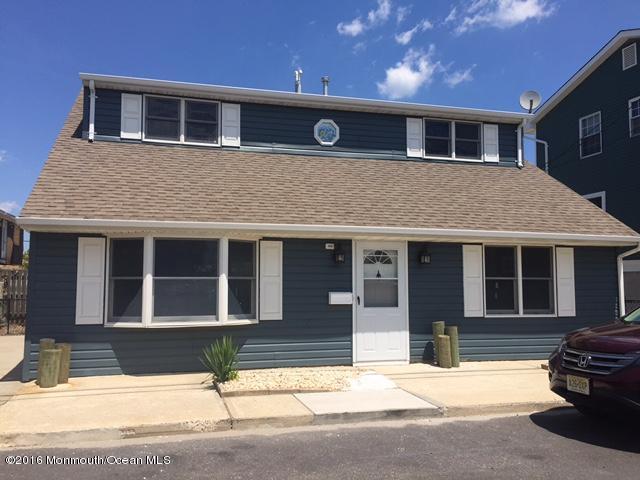 独户住宅 为 销售 在 204 Kathryn Street Lavallette, 新泽西州 08735 美国