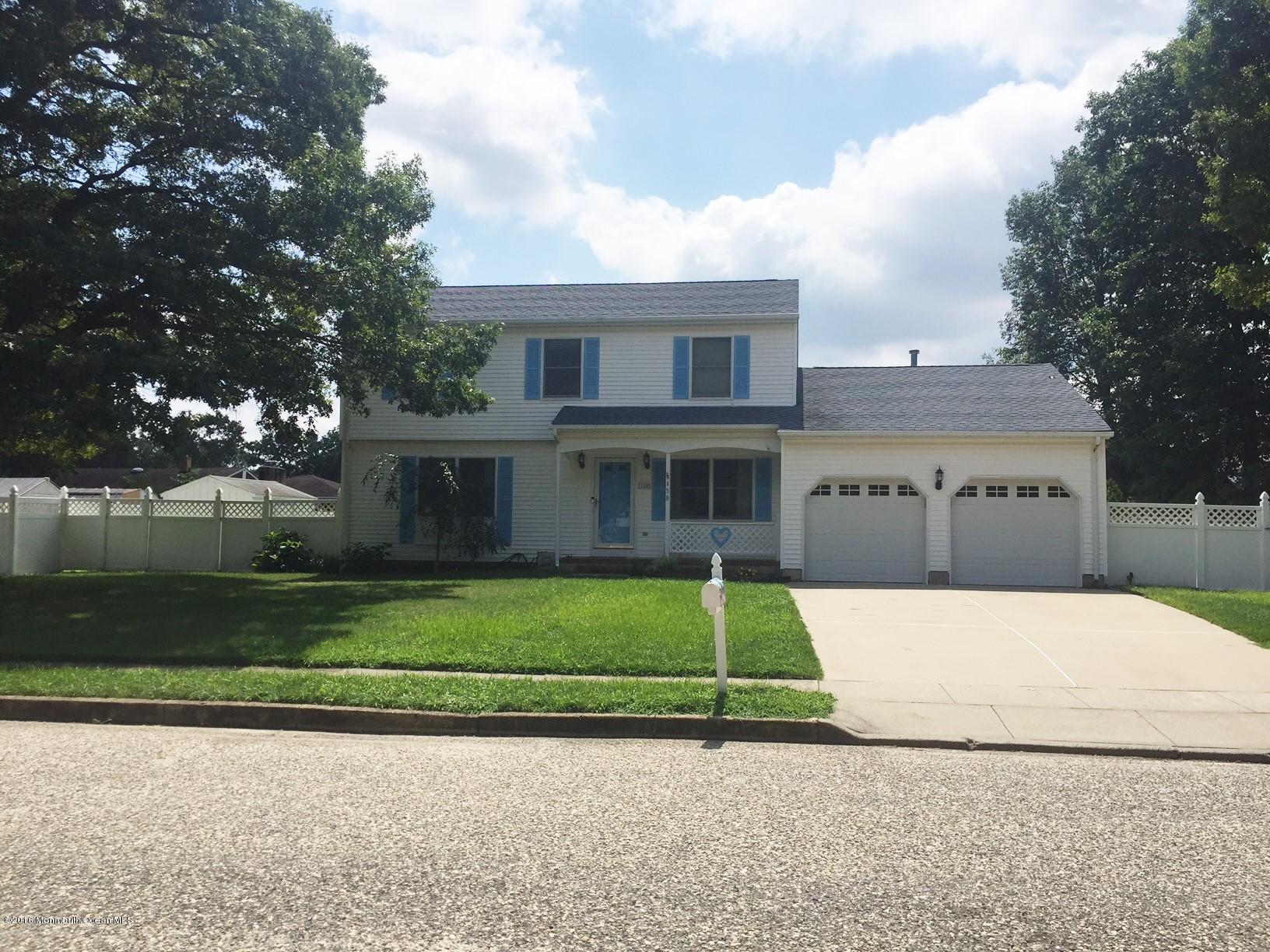 Casa Unifamiliar por un Venta en 158 Harriot Drive Brick, Nueva Jersey 08724 Estados Unidos