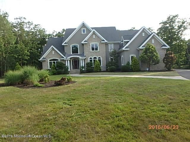 Single Family Home for Sale at 808 Gate House Drive Galloway, New Jersey 08205 United States