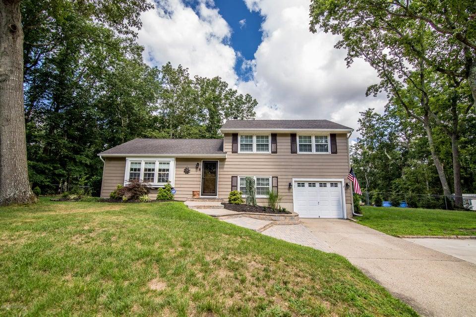 Casa Unifamiliar por un Venta en 8 Dunbarton Road Jackson, Nueva Jersey 08527 Estados Unidos
