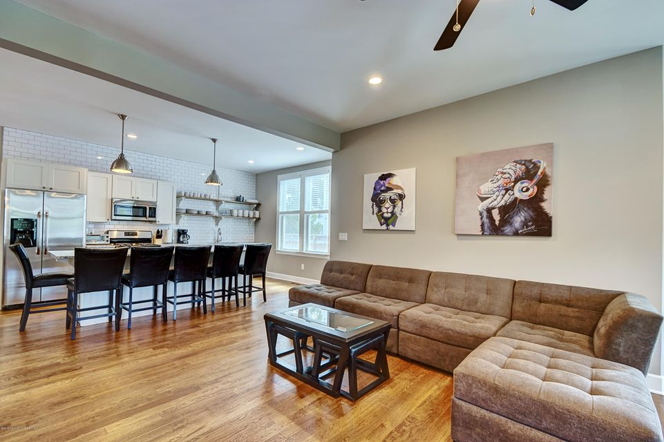 Single Family Home for Sale at 703 Asbury Avenue Asbury Park, New Jersey 07712 United States