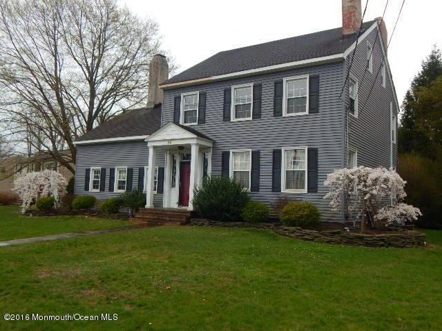 Additional photo for property listing at 744 Leonardville Road  Leonardo, New Jersey 07737 États-Unis