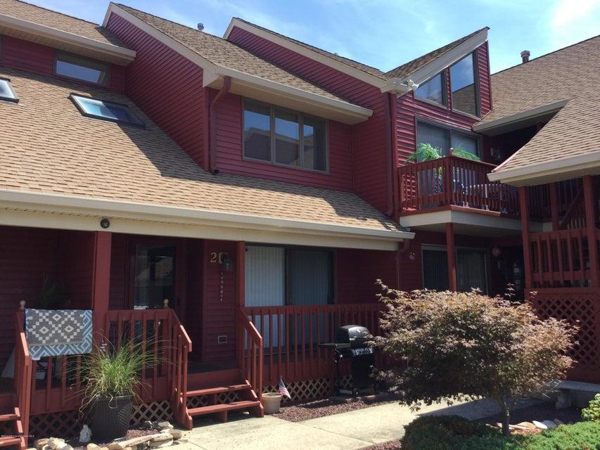 Condominio por un Venta en 129-133 #2 Fremont Avenue Seaside Heights, Nueva Jersey 08751 Estados Unidos