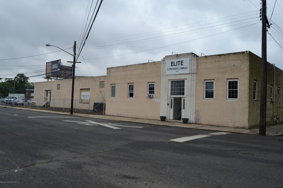 Commercial for Sale at 241 Chelsea Avenue Long Branch, New Jersey 07740 United States