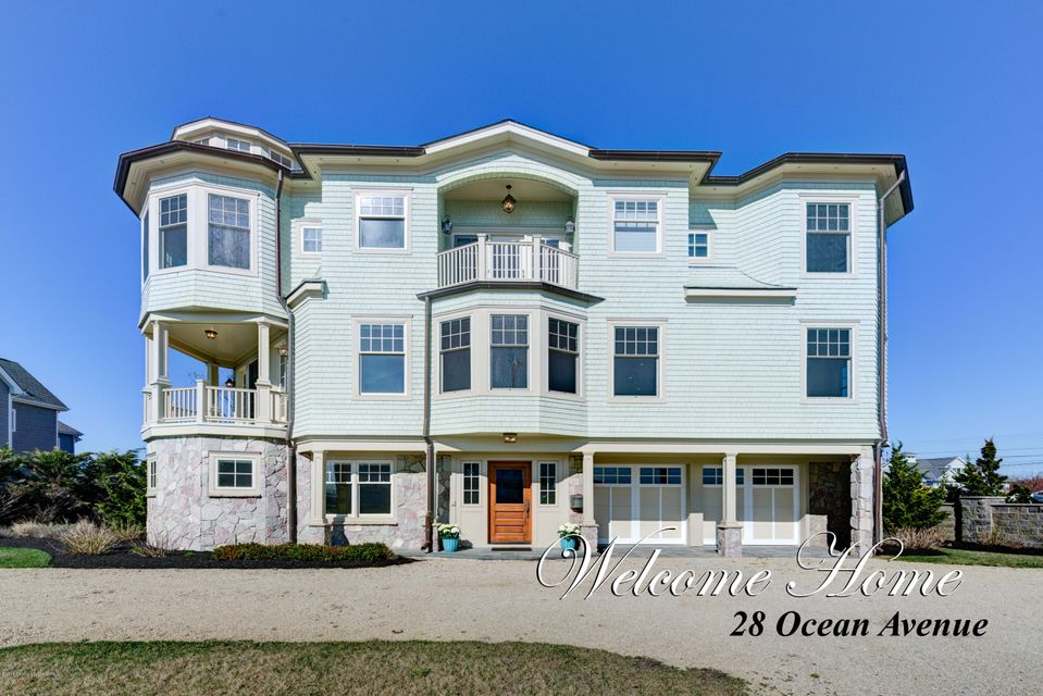 Single Family Home for Sale at 28 Ocean Avenue Monmouth Beach, New Jersey 07750 United States