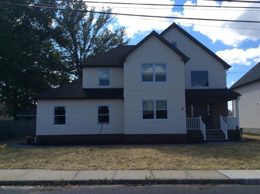 独户住宅 为 销售 在 5 Harrison Avenue 英语城, 07726 美国