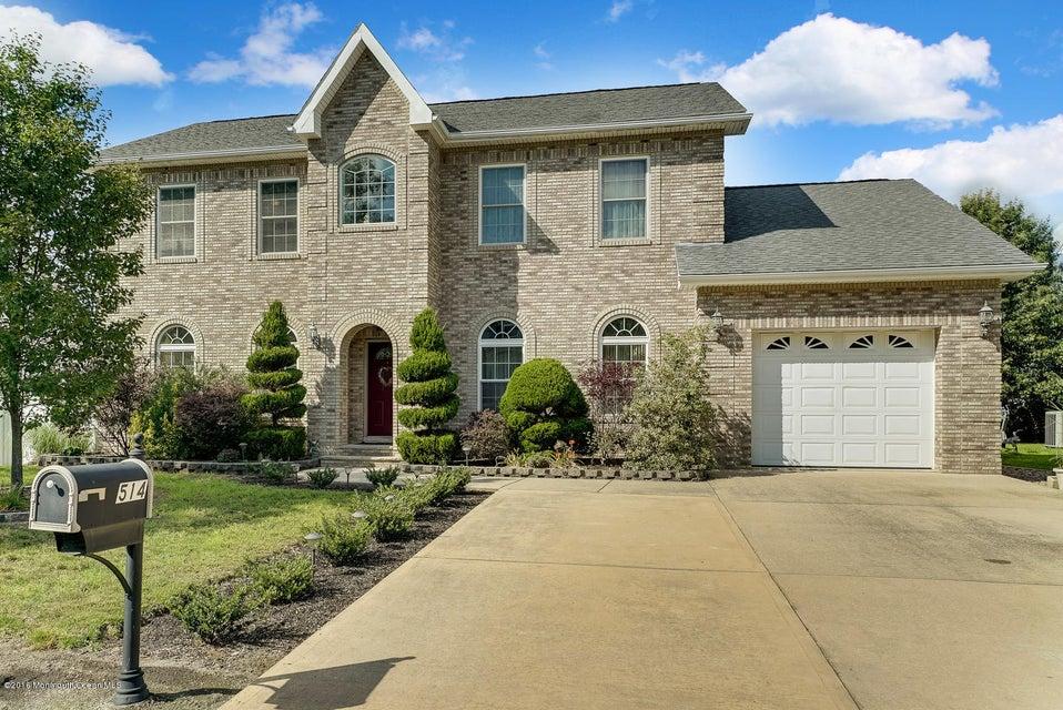 独户住宅 为 销售 在 514 Lincoln Avenue Pine Beach, 08741 美国