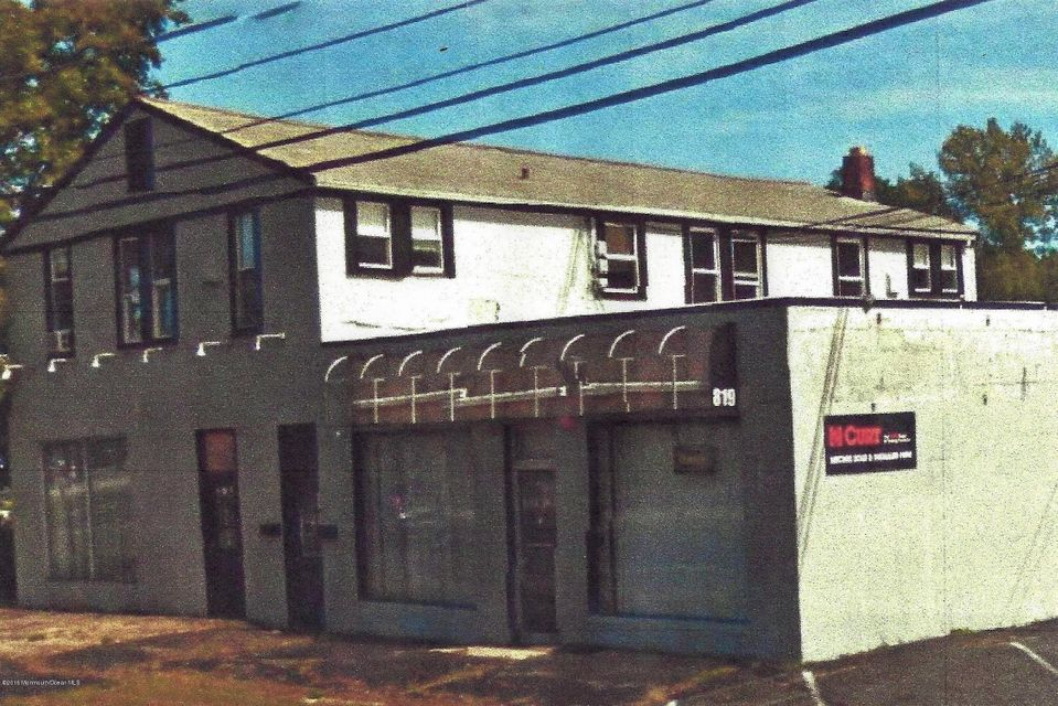 Commercial for Sale at 819 Highway 35 Asbury Park, 07712 United States
