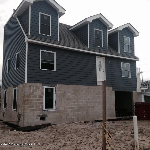 独户住宅 为 销售 在 4 18th Street 长滩乡, 08008 美国