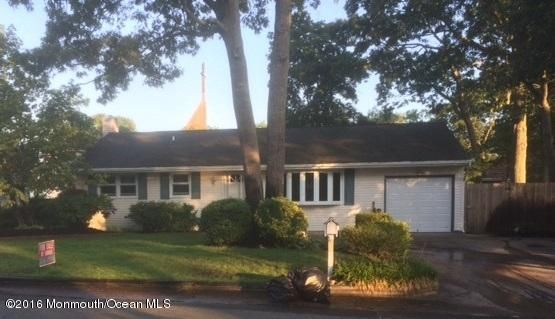 Casa Unifamiliar por un Venta en 507 Summit Drive Point Pleasant, Nueva Jersey 08742 Estados Unidos
