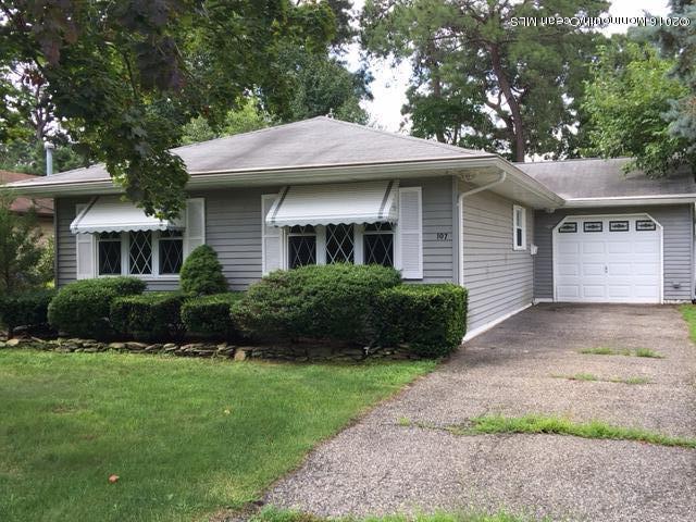 独户住宅 为 销售 在 107 Seaview Avenue 布里克, 新泽西州 08723 美国