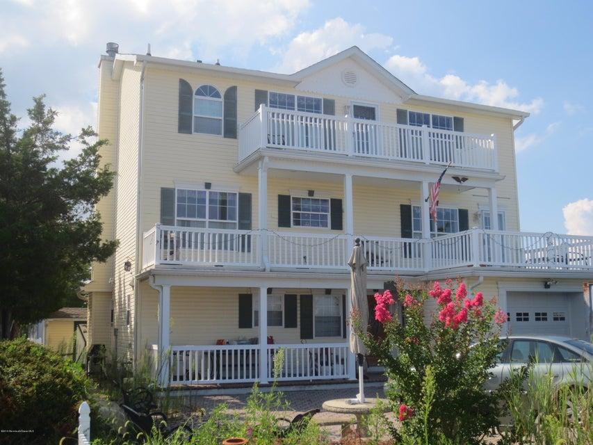 Casa Unifamiliar por un Venta en 1615 Beach Boulevard Forked River, Nueva Jersey 08731 Estados Unidos