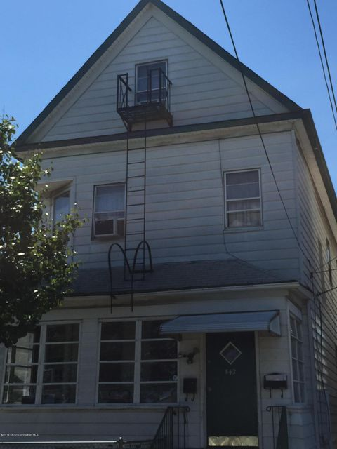 Additional photo for property listing at 842 Lafayette Street  Elizabeth, New Jersey 07201 États-Unis