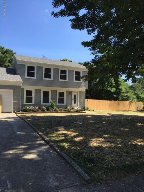 Single Family Home for Sale at 4 Keats Drive Bayville, New Jersey 08721 United States