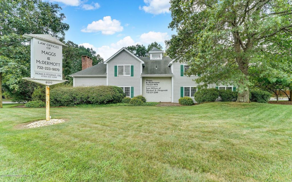 Additional photo for property listing at 800 Old Bridge Road  Brielle, New Jersey 08730 États-Unis