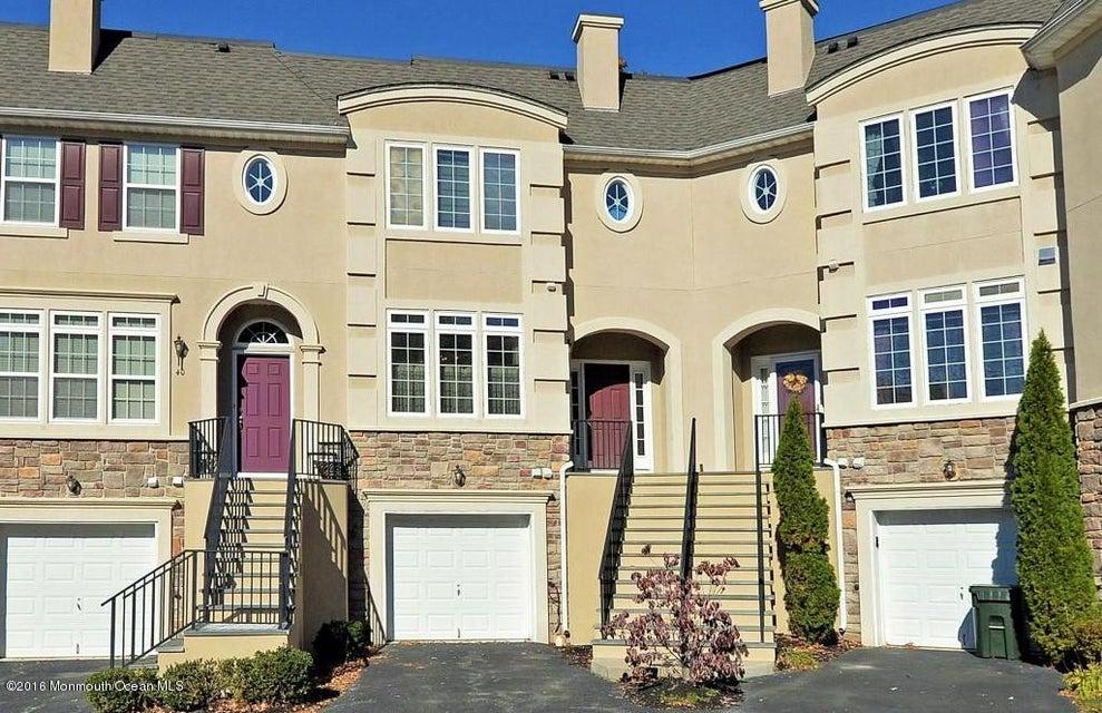 Casa Unifamiliar por un Venta en 38 Aspen Way Aberdeen, Nueva Jersey 07747 Estados Unidos