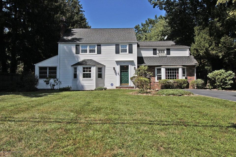 Maison unifamiliale pour l Vente à 370 Crosson Place North Plainfield, New Jersey 07063 États-Unis