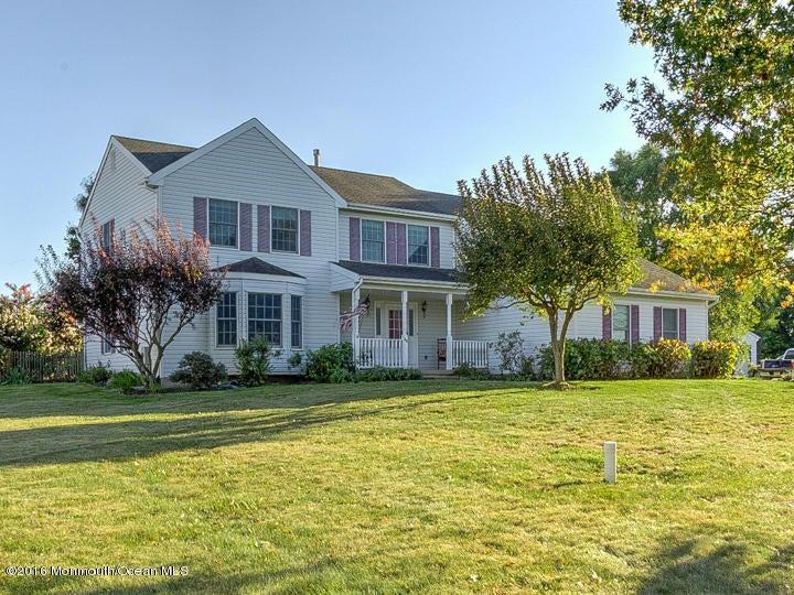 Casa Unifamiliar por un Venta en 610 Chesterfield Arneytown Road Chesterfield, Nueva Jersey 08515 Estados Unidos