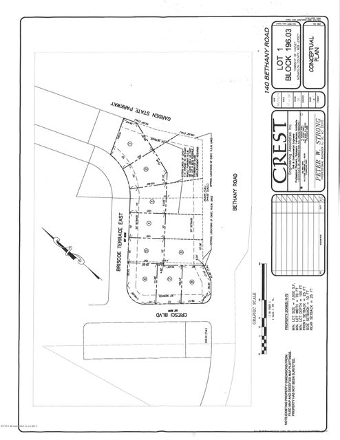 Land for Sale at 140 Bethany Road Hazlet, New Jersey 07730 United States