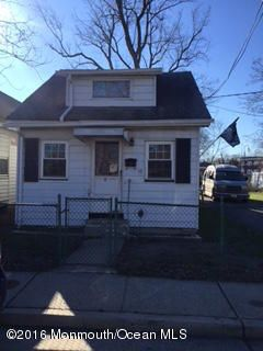 Single Family Home for Sale at 13 Forest Avenue Keansburg, New Jersey 07734 United States