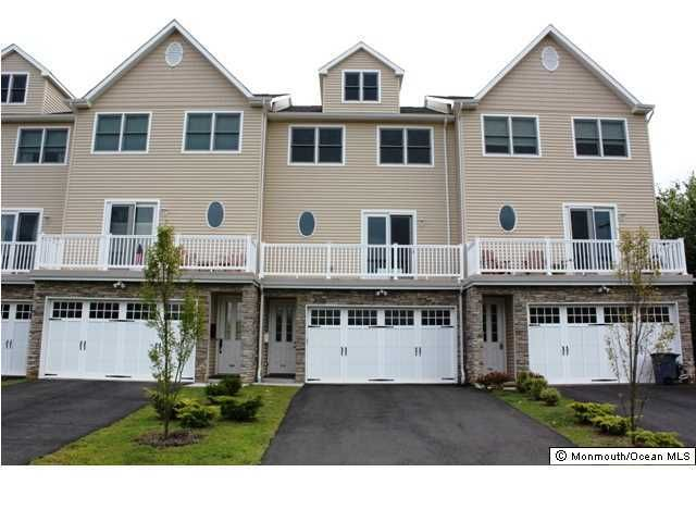 Condominium for Sale at 512 Beachway Avenue Keansburg, New Jersey 07734 United States