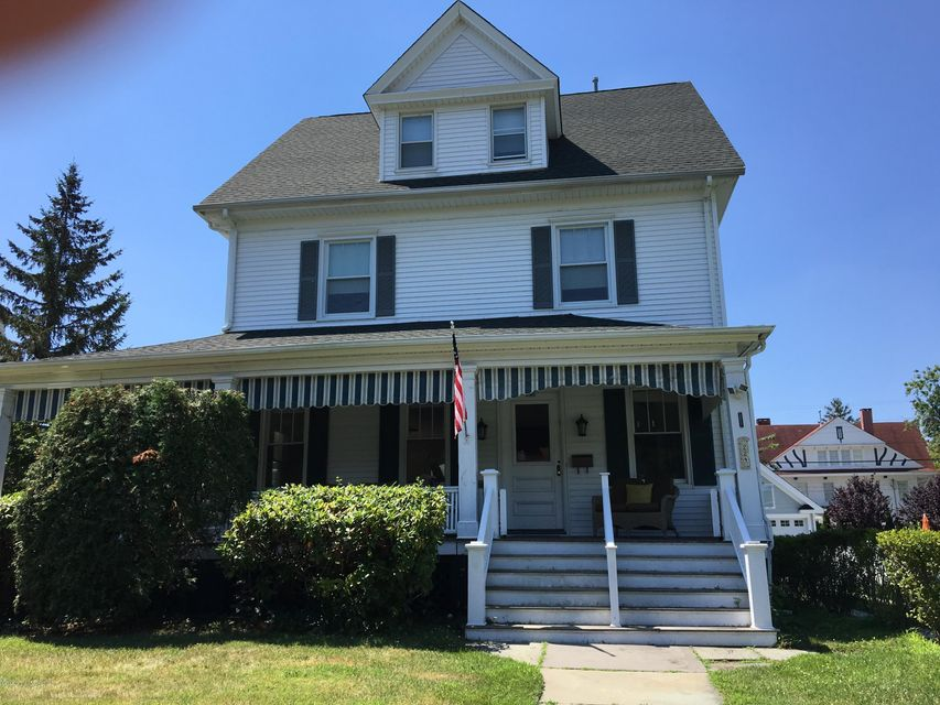 Single Family Home for Sale at 224 Spier Avenue Allenhurst, New Jersey 07711 United States