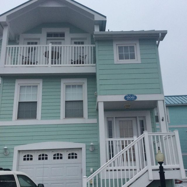 Single Family Home for Sale at 808 Bay Club Lane Beach Haven, New Jersey 08008 United States