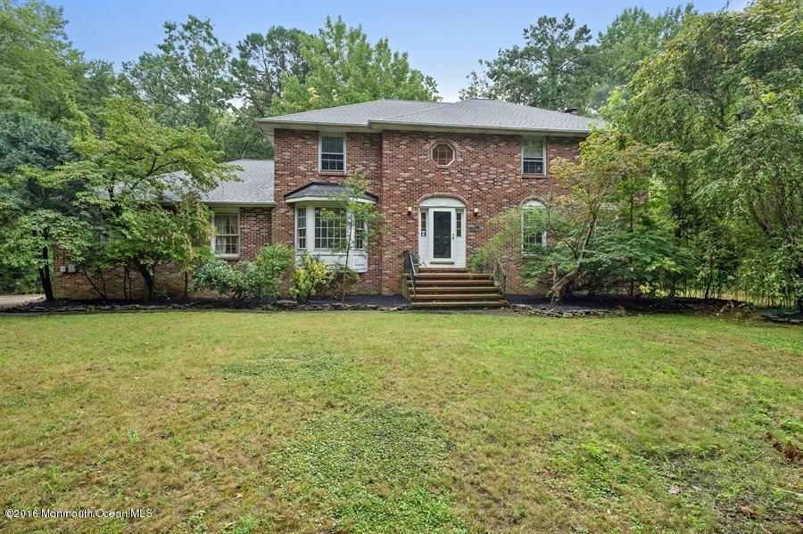 独户住宅 为 销售 在 16 Pine Drive Clarksburg, 新泽西州 08510 美国