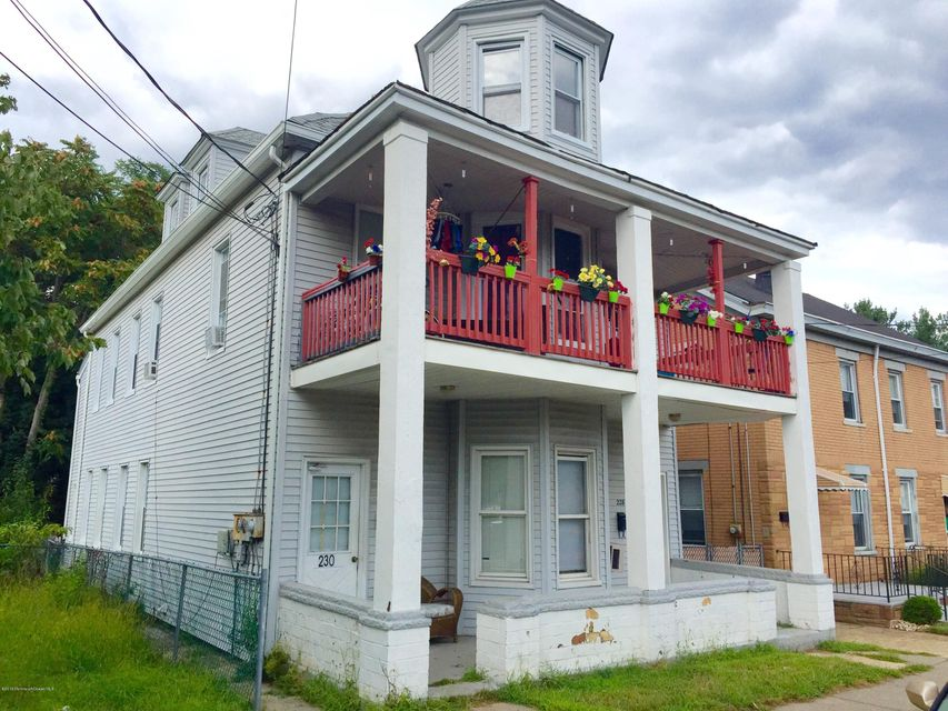 Multi-Family Home for Sale at 230 Bordentown Avenue South Amboy, New Jersey 08879 United States