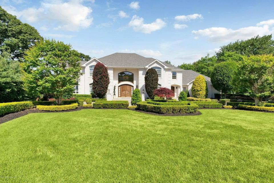 独户住宅 为 销售 在 3 Bucks Mill Lane 霍木德尔镇, 07733 美国