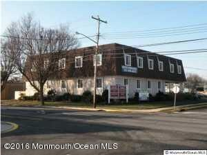 Commercial pour l Vente à 1101 Richmond Avenue Point Pleasant Beach, New Jersey 08742 États-Unis