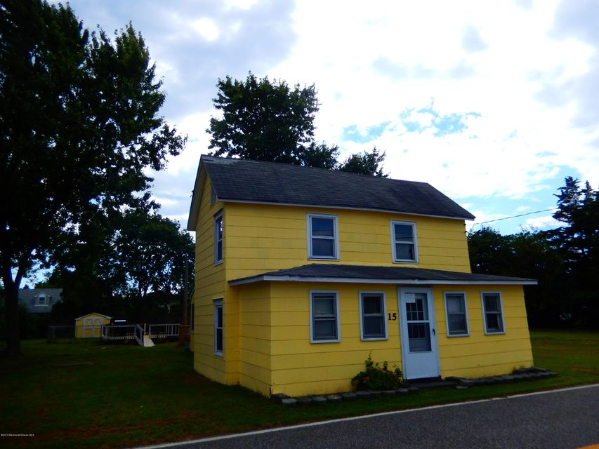 Maison unifamiliale pour l Vente à 15 Fern Drive Little Egg Harbor, New Jersey 08087 États-Unis