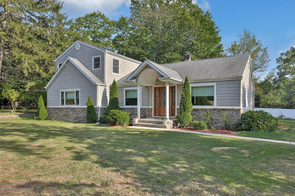 Maison unifamiliale pour l Vente à 500 Park Avenue Oakhurst, New Jersey 07755 États-Unis