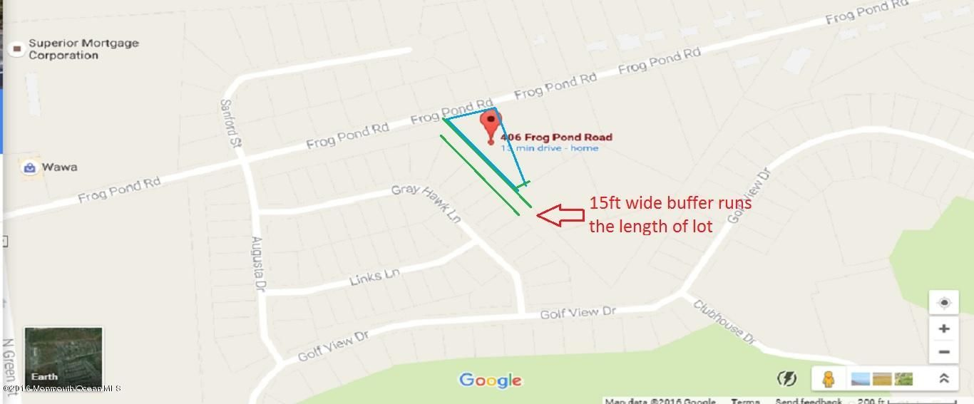 Additional photo for property listing at 406 Frog Pond Road  Little Egg Harbor, 新泽西州 08087 美国