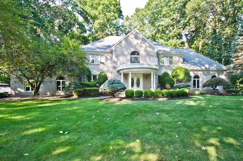 独户住宅 为 销售 在 120 Sandalwood Drive 万宝路, 新泽西州 07746 美国