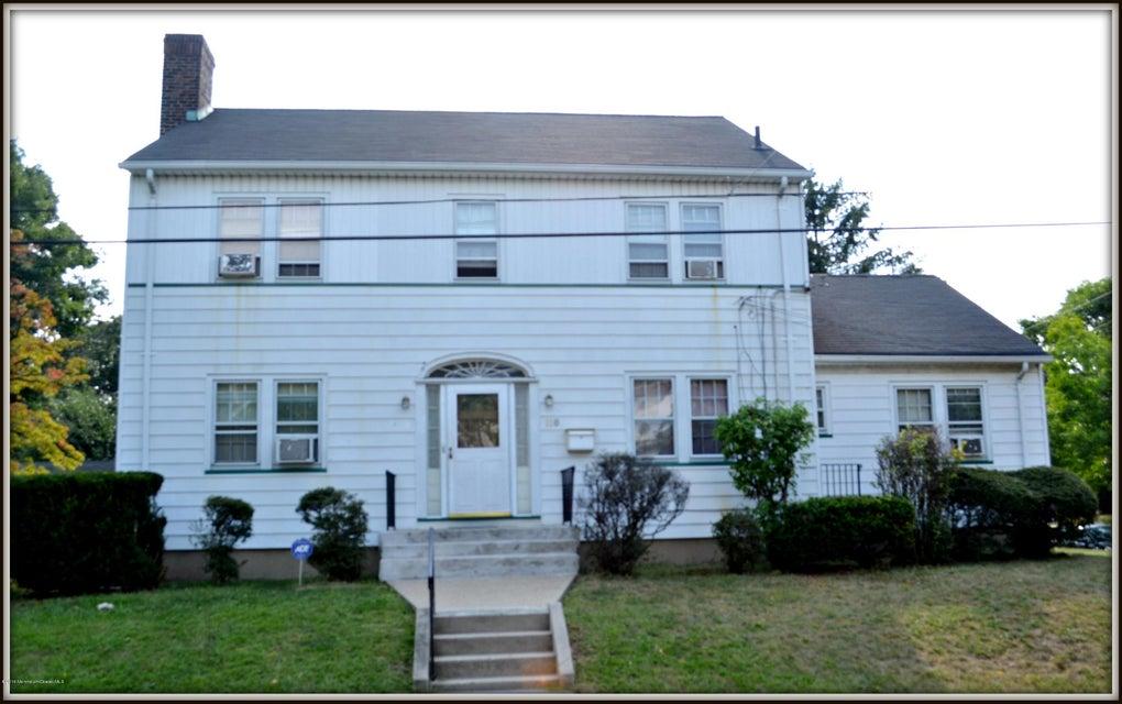 Casa Multifamiliar por un Venta en 136 Nesbit Terrace Irvington, Nueva Jersey 07111 Estados Unidos