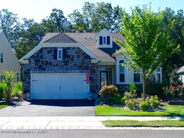 独户住宅 为 销售 在 92 Bosworth Boulevard 法明代尔, 07727 美国