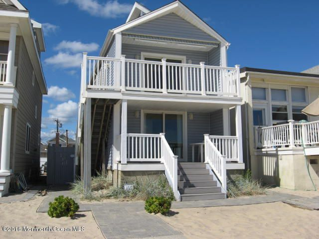 Single Family Home for Sale at 165 Beachfront Manasquan, 08736 United States