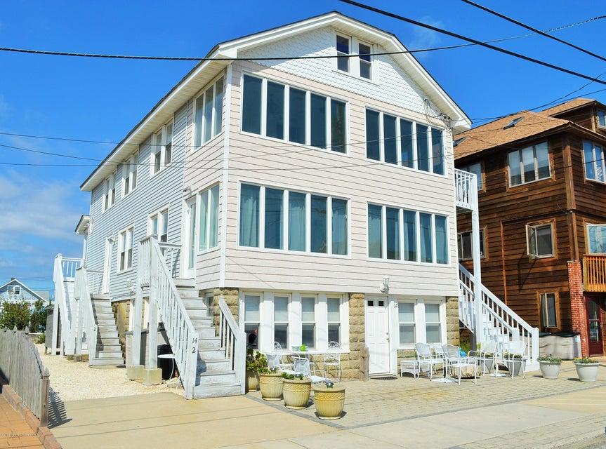 Casa Unifamiliar por un Venta en 14 Brighton Avenue Seaside Park, Nueva Jersey 08752 Estados Unidos