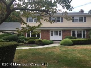 Single Family Home for Sale at 120 Norwood Avenue Oakhurst, New Jersey 07755 United States