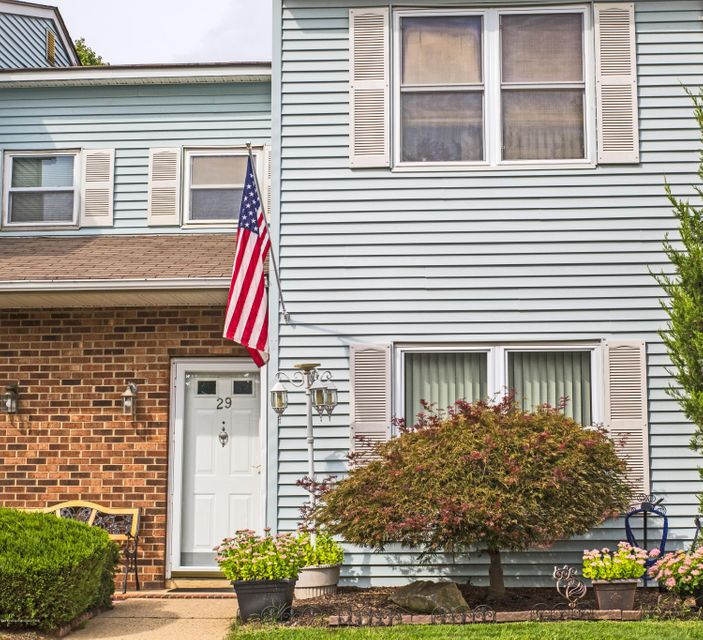 Condominium for Sale at 29 Hickory Court Jamesburg, New Jersey 08831 United States