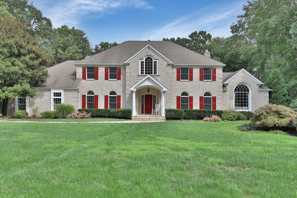 独户住宅 为 销售 在 1839 Celeste Drive 沃尔, 07719 美国