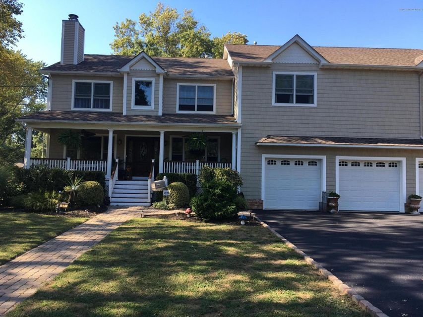 Single Family Home for Sale at 57 Werah Place Oceanport, New Jersey 07757 United States