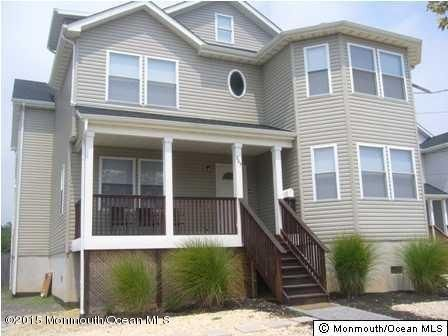 Casa Unifamiliar por un Alquiler en 205 Arnold Avenue Point Pleasant Beach, Nueva Jersey 08742 Estados Unidos