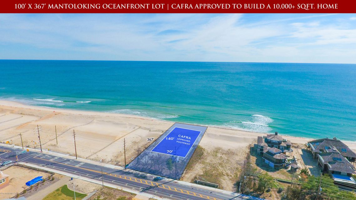 Land for Sale at 1211 Ocean Avenue Mantoloking, 08738 United States