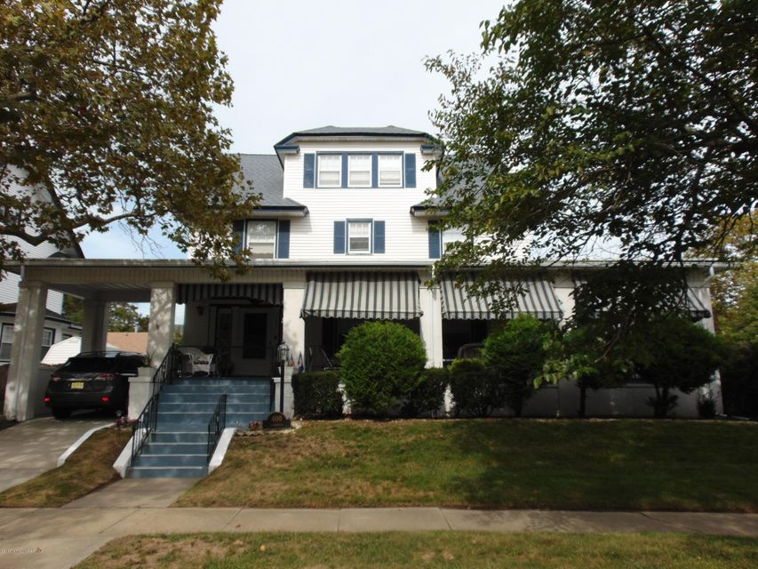 Single Family Home for Sale at 400 Evergreen Avenue Bradley Beach, New Jersey 07720 United States