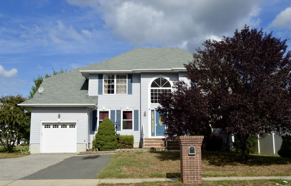 Single Family Home for Sale at 2 Main Street Englishtown, 07726 United States