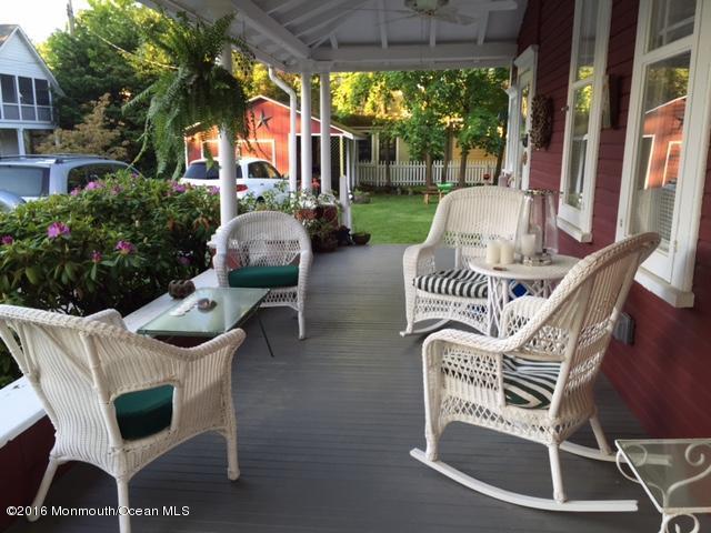 Maison unifamiliale pour l à louer à 211 Brighton Avenue 211 Brighton Avenue Spring Lake, New Jersey 07762 États-Unis