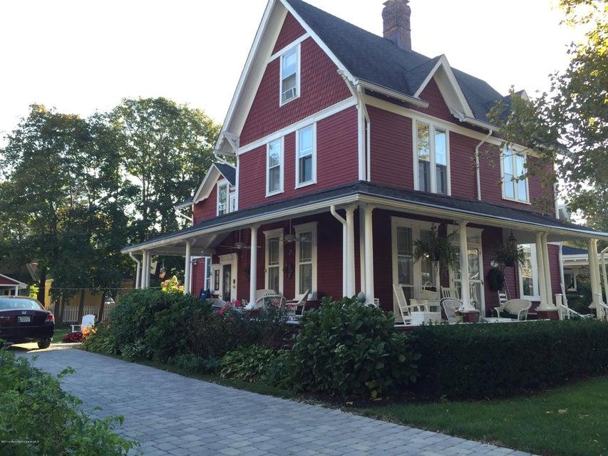 Casa Unifamiliar por un Alquiler en 211 Brighton Avenue Spring Lake, Nueva Jersey 07762 Estados Unidos