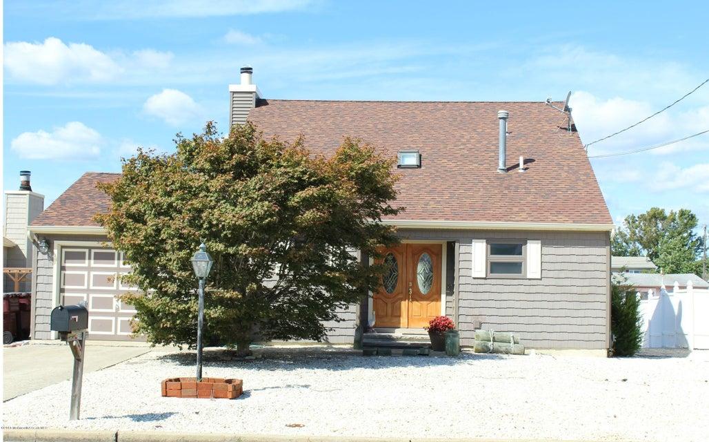 Maison unifamiliale pour l Vente à 396 Bayview Avenue Bayville, New Jersey 08721 États-Unis